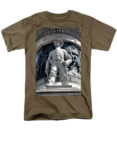 Confederate Soldier II Alabama State Capitol T-Shirt by Lesa Fine