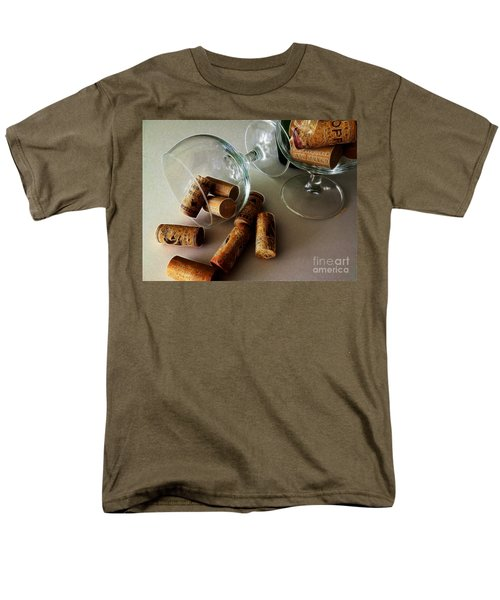 Corks 2 T-Shirt by Cheryl Young