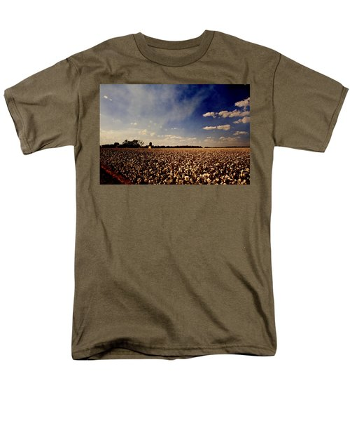 Cotton Field T-Shirt by Scott Pellegrin