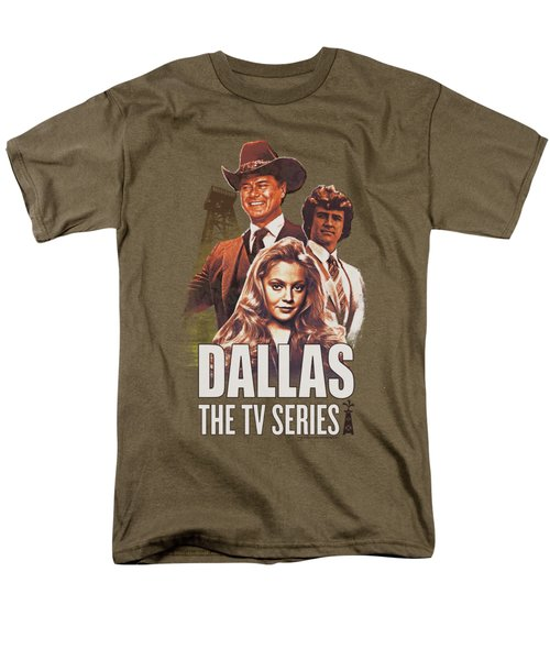 Dallas - Group Men's T-Shirt  (Regular Fit) by Brand A