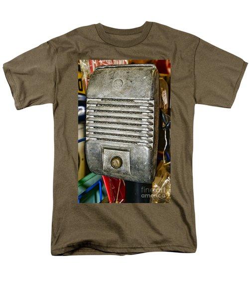 Drive In Movie Speaker T-Shirt by Paul Ward
