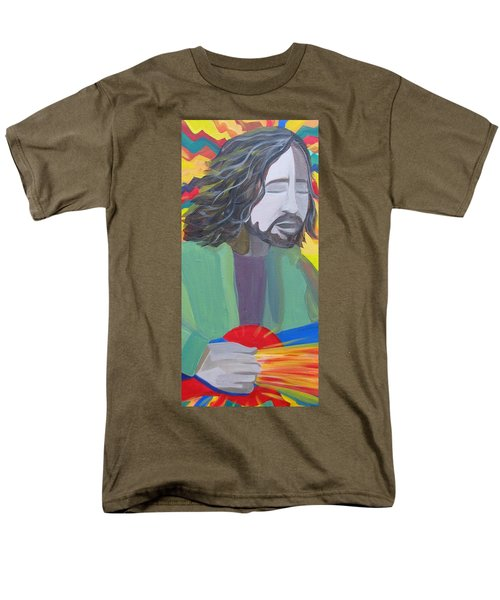 Eddie Men's T-Shirt  (Regular Fit) by Kelly Simpson