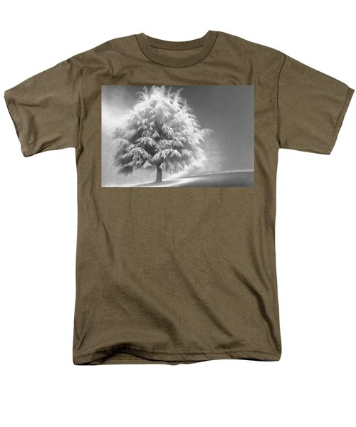 Enlightened Tree T-Shirt by Don Schwartz