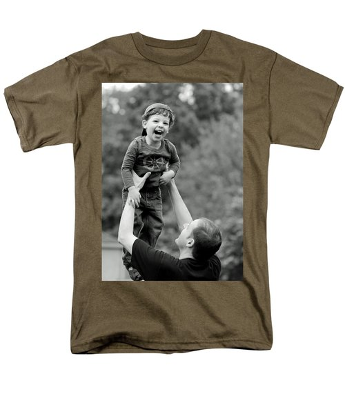 Father and Son III T-Shirt by Lisa  Phillips