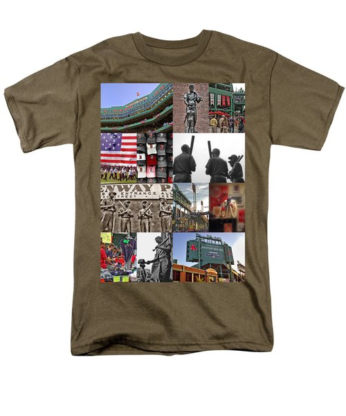 Fenway Memories T-Shirt by Joann Vitali