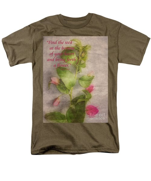Find the Seed T-Shirt by Cheryl Young