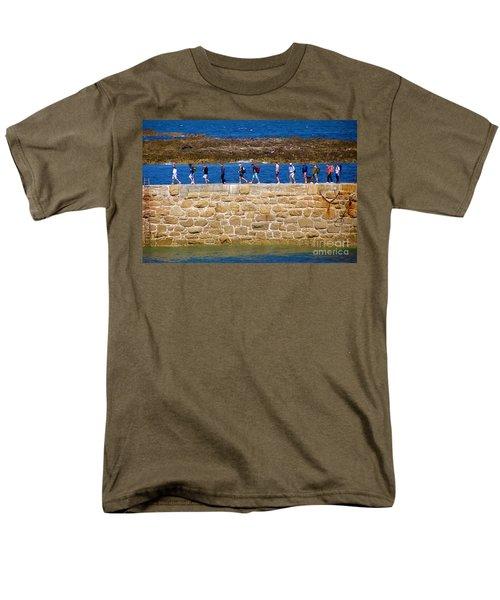 Follow the Yellow Brick Road T-Shirt by Terri  Waters