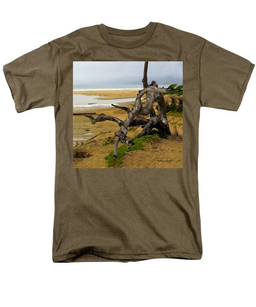 Gnarly Tree T-Shirt by Barbara Snyder