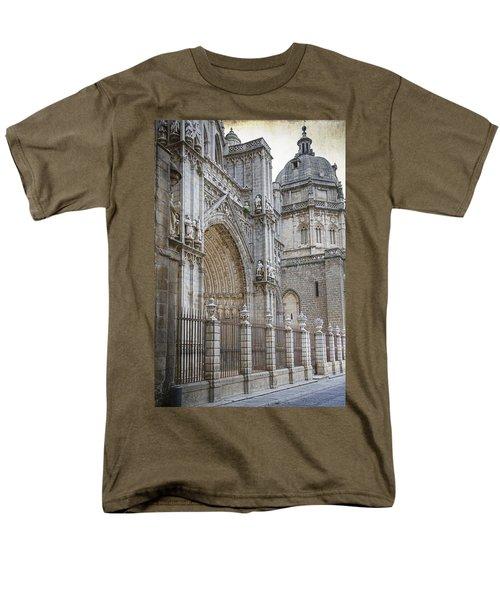 Gothic Splendor of Spain T-Shirt by Joan Carroll