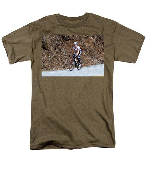 Grand Fondo Bike Ride T-Shirt by Susan Leggett
