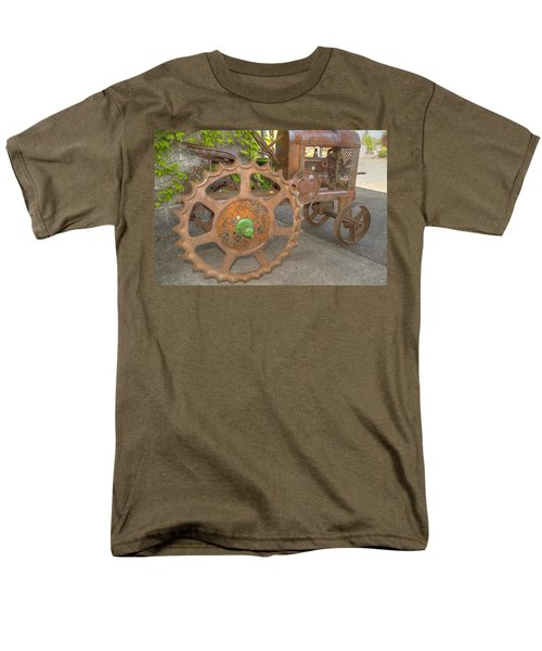 Green Axle T-Shirt by Jean Noren