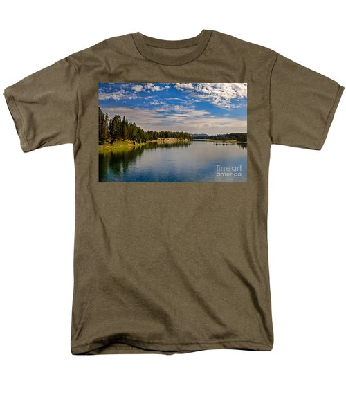 Henry Fork of Snake River II T-Shirt by Robert Bales