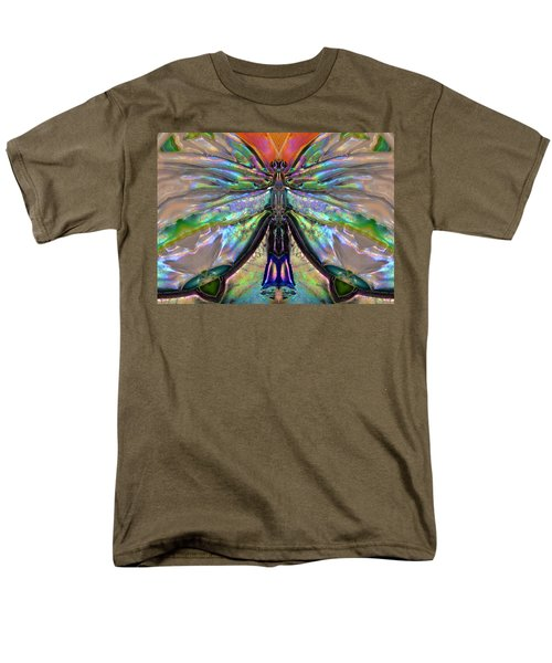 Her Heart Has Wings - Spiritual Art By Sharon Cummings T-Shirt by Sharon Cummings