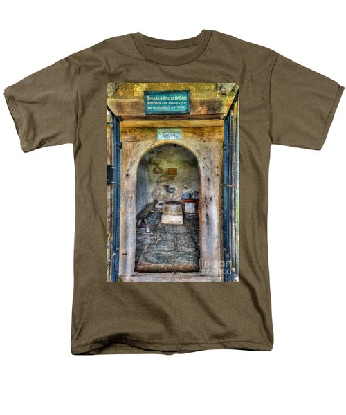 House of God T-Shirt by Adrian Evans