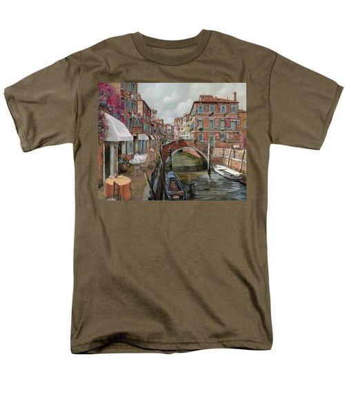 il fosso ombroso T-Shirt by Guido Borelli