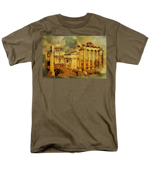 Italy 05 T-Shirt by Catf