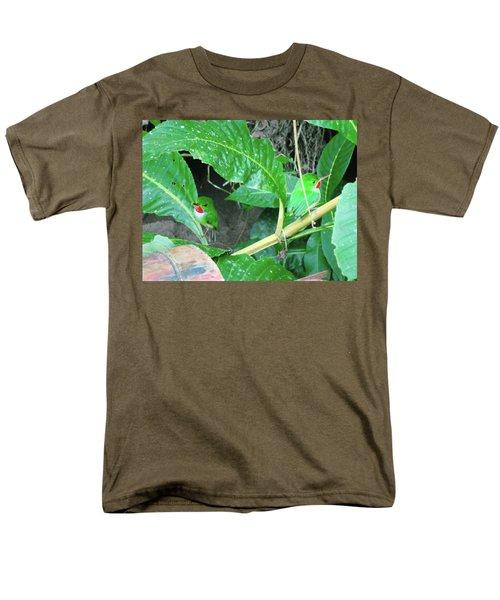 Jamaican Toadies Men's T-Shirt  (Regular Fit) by Carey Chen