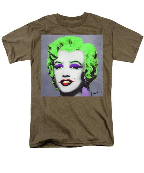 Joker Marilyn Men's T-Shirt  (Regular Fit) by Filippo B