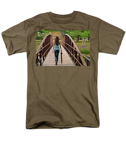 just walk away renee T-Shirt by Laura  Fasulo