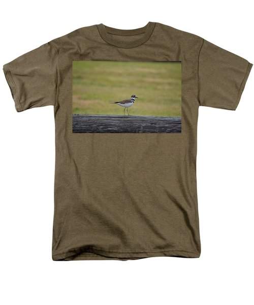 Killdeer Men's T-Shirt  (Regular Fit) by James Petersen