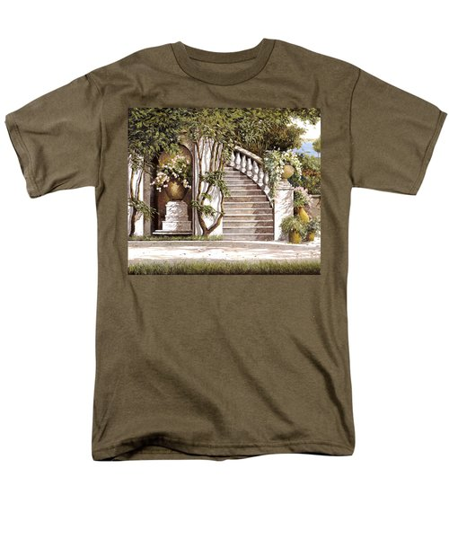la scalinata T-Shirt by Guido Borelli