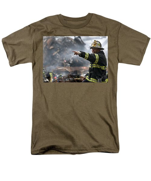 Leading through Chaos T-Shirt by Mountain Dreams