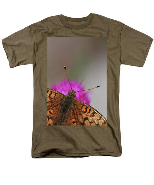 Lesser Spotted Fritillary T-Shirt by Amos Dor