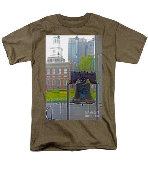 Liberty Bell T-Shirt by Tom Gari Gallery-Three-Photography