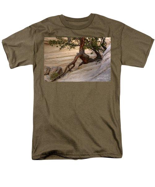Living Gracefully T-Shirt by Bob Christopher