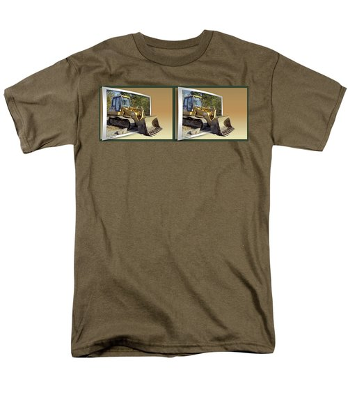 Loader - Cross your eyes and focus on the middle image T-Shirt by Brian Wallace