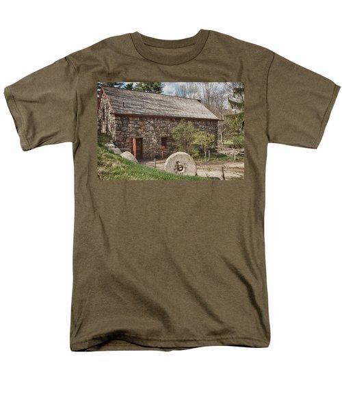 Longfellow's Wayside Inn grist mill T-Shirt by Jeff Folger
