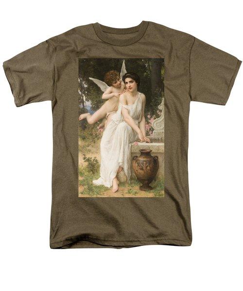 Loves Whisper T-Shirt by Charles Lenoir