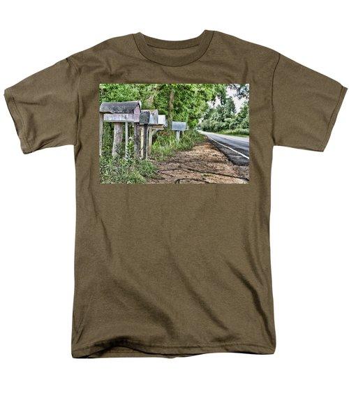 Mail Route T-Shirt by Scott Pellegrin