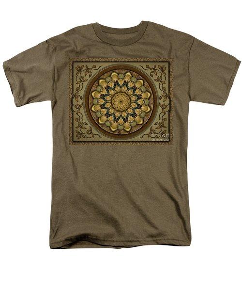 Mandala Earth Shell sp T-Shirt by Bedros Awak
