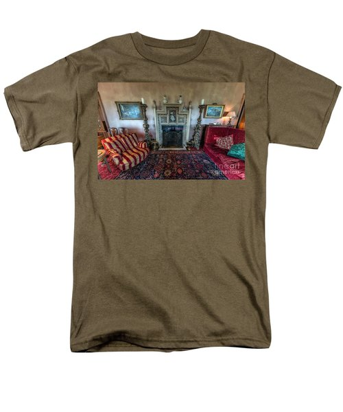 Mansion Sitting Room T-Shirt by Adrian Evans