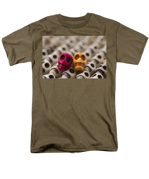 Maroon And Gold T-Shirt by Mike Herdering