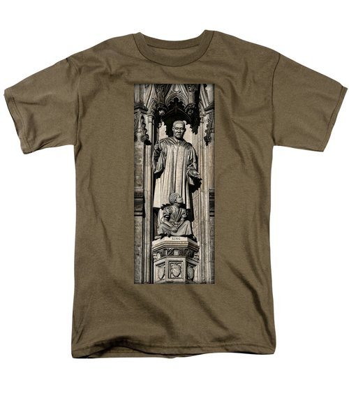 Mlk Memorial Men's T-Shirt  (Regular Fit) by Stephen Stookey