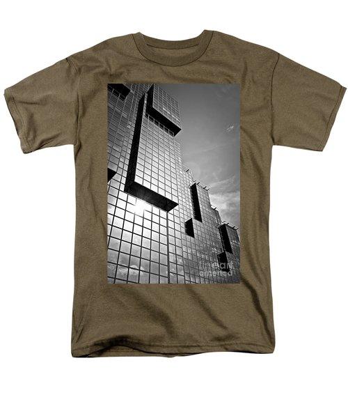 Modern glass building T-Shirt by Elena Elisseeva