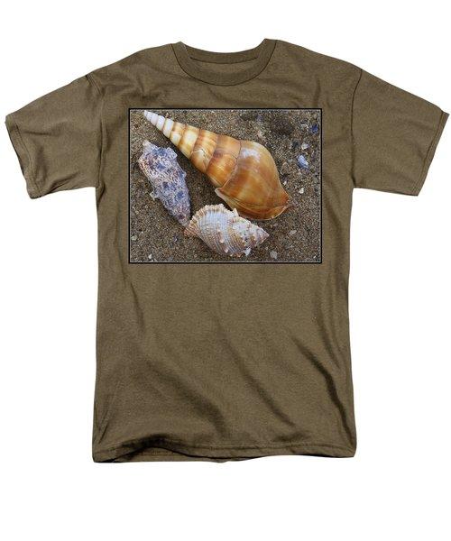 My Seashells T-Shirt by  Photographic Art and Design by Dora Sofia Caputo