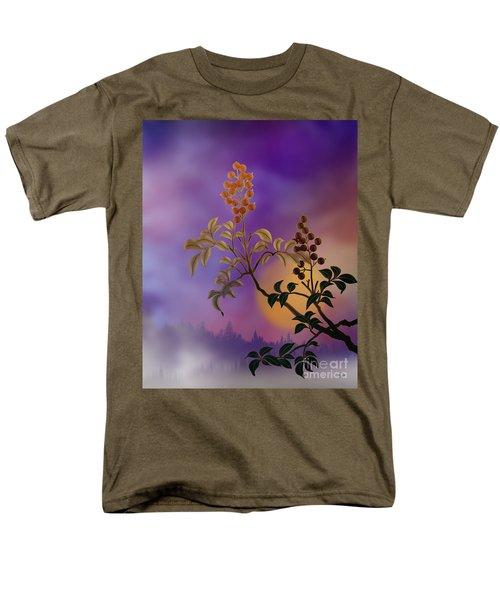 Nandina The Beautiful T-Shirt by Bedros Awak