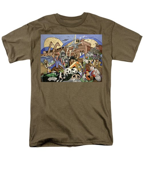 Noahs Ark T-Shirt by Anthony Falbo