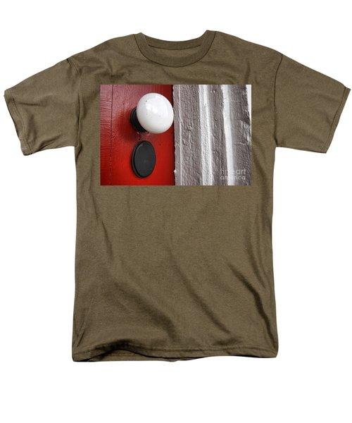 Old Doorknob T-Shirt by Olivier Le Queinec