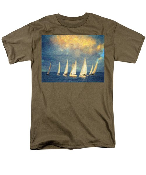 On a day like today  T-Shirt by Taylan Soyturk