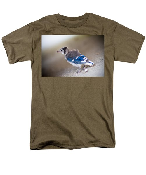 one day...I will fly Men's T-Shirt  (Regular Fit) by Shane Holsclaw