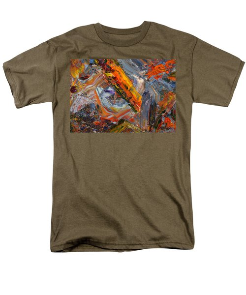 Paint Number 44 T-Shirt by James W Johnson