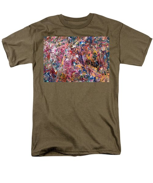 Paint number 49 T-Shirt by James W Johnson