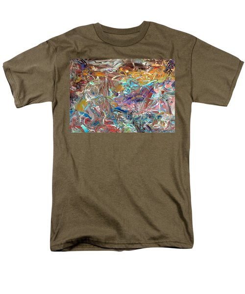 Paint number46 T-Shirt by James W Johnson
