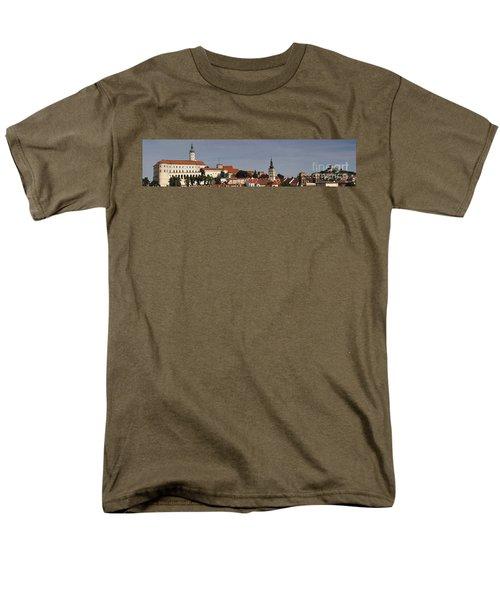 panorama - Mikulov castle T-Shirt by Michal Boubin