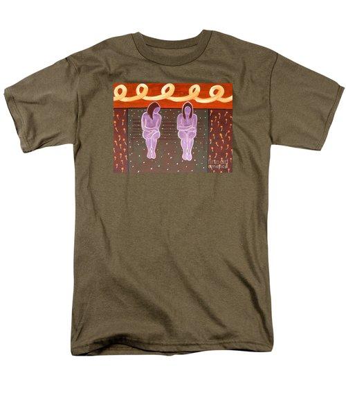 PARK BENCH T-Shirt by Patrick J Murphy