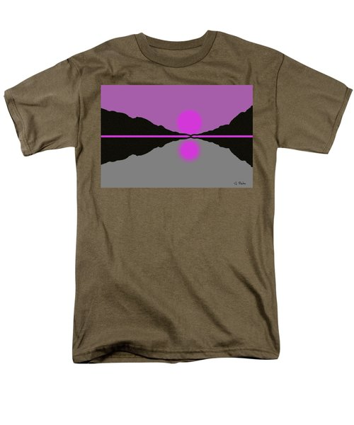 Pastel Sunrise T-Shirt by George Pedro